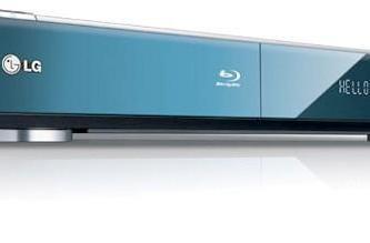 VUDU equips LG's BD390 Blu-ray player with movie streaming abilities