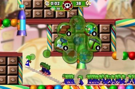 Lemmings Touch coming soon to PS Vita