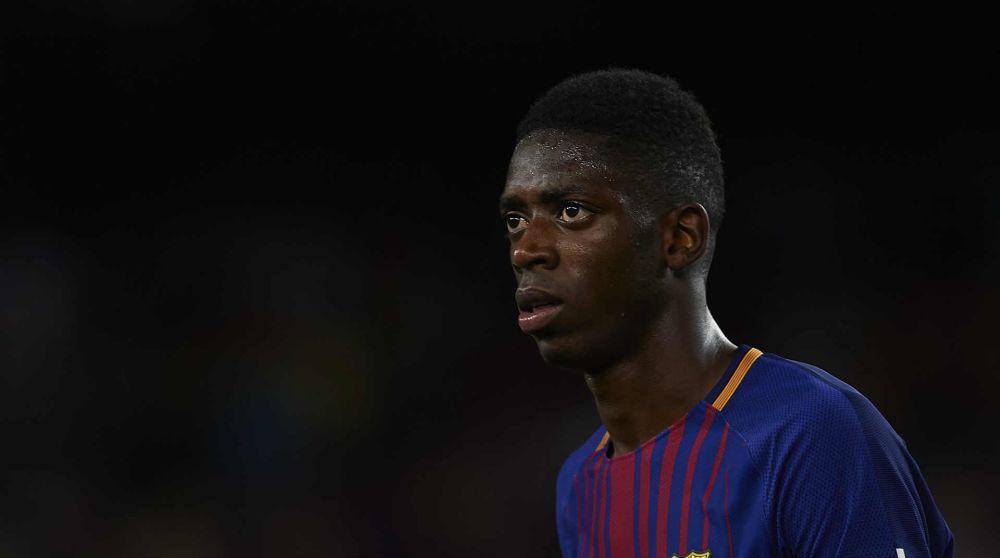 Dembélé pode retornar ao Barça diante do Real Madrid