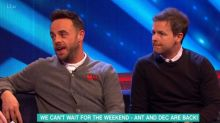 Ant & Dec say they don't always like their guests