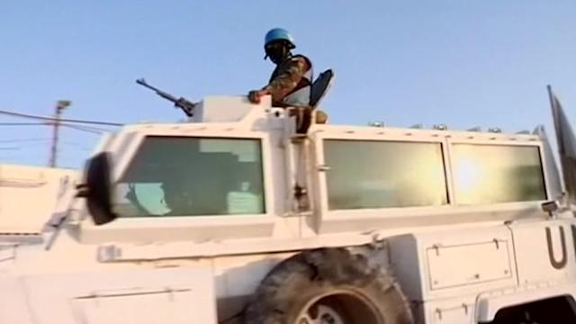 U.N. peacekeepers from Philippines successfully extracted in firefight