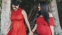 WWE Stars The Bella Twins welcome new addition to family