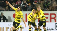 Stoeger off to winning start with Dortmund