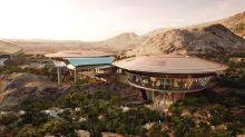 中東沙漠又一奇蹟 阿曼開設植物園