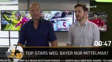 2 nach 10: Ausverkauf bei Leverkusen: Bayer droht Mittelmaß in Bundesliga