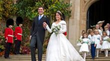 Neta da rainha de Elizabeth protagoniza segundo casamento real do ano