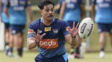 Titans' recruit grateful for NRL return