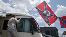NASCAR Fans Ignore Request To Leave Confederate Flags At Home