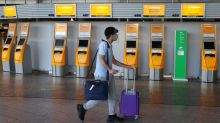 'Business is restarting' - German executives fly back to China