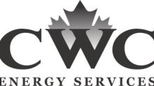 CWC Energy Services Corp. Announces Third Quarter 2018 Operational and Financial Results