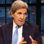 John Kerry Defends Nancy Pelosi