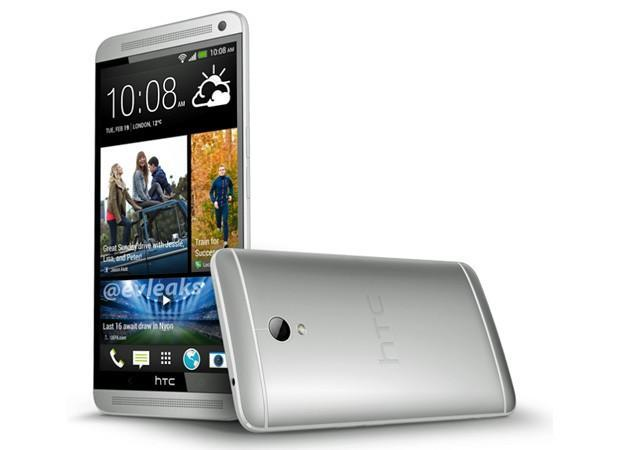 Early HTC One Max press image reportedly spotted