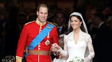 The perfect match: William and Kate's 10th wedding anniversary gallery