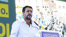 """Toscana, Salvini: """"Quando il popolo si alza la vittoria è inevitabile"""""""