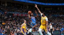 Lakers vs. Thunder Preview: Another opportunity to improve