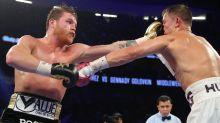 Canelo Alvarez defeats Gennady Golovkin in stunning rematch