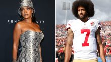 Rihanna reportedly snubbed the Super Bowl because of Colin Kapernick