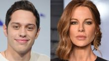 Pete Davidson Talked About His Relationship With Kate Beckinsale on 'Saturday Night Live' Last Night