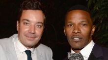 Jamie Foxx Defends Jimmy Fallon Amid SNL Blackface Backlash