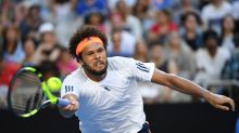 Tsonga brings Brit Evans down to earth at Australian Open
