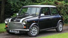 Classics for sale: Britt Ekland's 1991 Mini Cooper