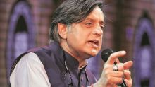 'I stand with Modiji ': Shashi Tharoor uses PM Modi's 2013 tweet on China to target Centre