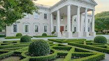 In Texas, the Mansions Dream Bigger Too -- Just Ask This White House Lookalike