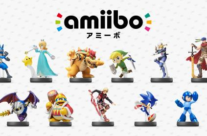 Nintendo mega-busts out another batch of Amiibos [update]