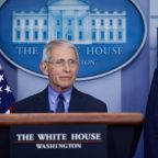 Anthony Fauci featured on cover of InStyle as White House battle continues