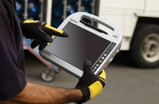 Panasonic's Toughbook H1 Field makes pansies of those other tablets