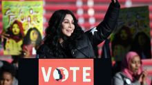 Cher calls Trump's America 'one of the worst times in our history,' says women will be 'the ones to fix it'