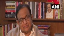 Chidambaram takes jibe at current CEA, compares him with his predecessor
