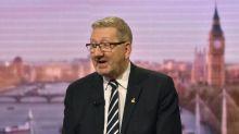 Len McCluskey warns Sir Keir Starmer as Unite reduces affiliation
