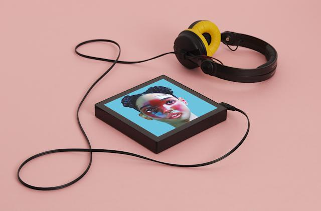 Sleevenote is a high-res music player designed for album art