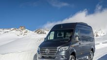 The 2019 Mercedes-Benz Sprinter 4x4 Is Finally Here