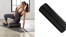 This foam roller is 'perfect' for relieving muscle pain — and it's only $12