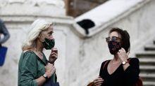 Berichte: Italien plant landesweite Maskenpflicht im Freien