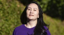 China denies Canadians 'arbitrarily' detained over Meng case
