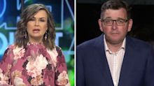 Lisa Wilkinson challenges Dan Andrews with tough question on The Project