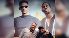 """Will Smith reveals third """"Bad Boys"""" movie is about to begin shooting"""
