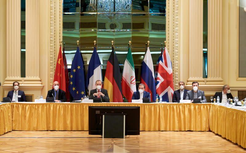 news.yahoo.com: U.S. plays down expectations for Vienna Iran nuclear talks