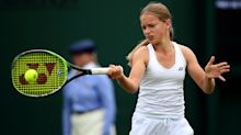 British junior Matilda Mutavdzic hoping to prove Heather Watson wrong