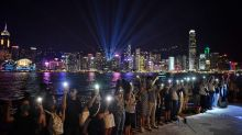 Hong Kong's human chains may add to Beijing's fears of emerging 'colour revolution'