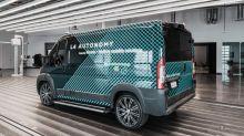 Karma L4 E-Flex Van is the second demonstrator of automaker's EV platform