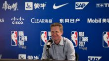 Steve Kerr on Daryl Morey-China-Hong Kong situation: 'I handled it really poorly'