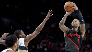 Lillard: Not leaving Portland to chase title