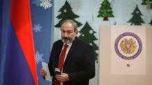 Acting Armenian PM's bloc wins parliamentary vote - commission