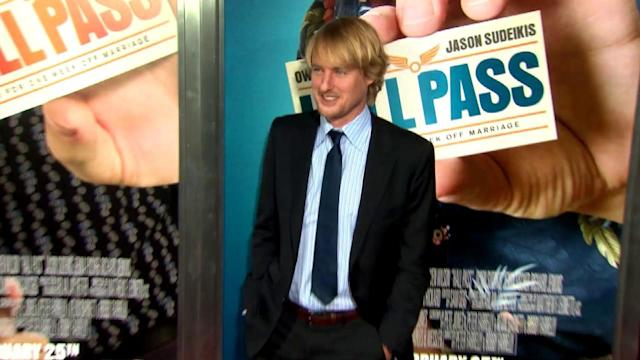 Owen Wilson Reportedly Expecting Second Child