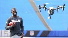 La NFL combate su alto número de positivos por coronavirus con drones