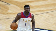 Zion Williamson out indefinitely with fractured ring finger